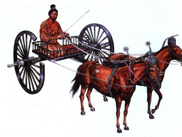 六艺之一的御就是驾车的,可别小看古代马车夫