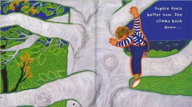 《菲菲生气了》绘本介绍  解析 试读 批发-第14张图片-58绘本网-专注儿童绘本批发销售。