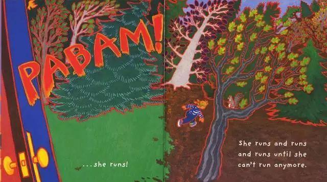 《菲菲生气了》绘本介绍  解析 试读 批发-第8张图片-58绘本网-专注儿童绘本批发销售。
