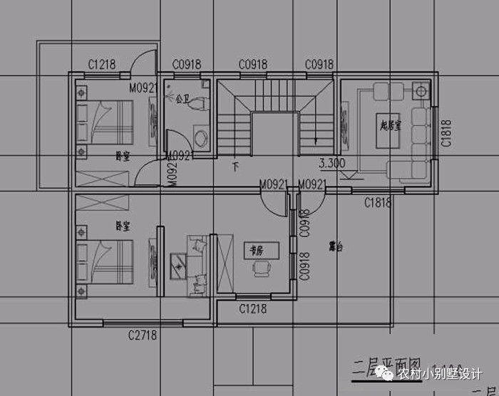 房产 正文  本套图纸有46张施工图和1张效果图,包打印(效果图为a4彩图