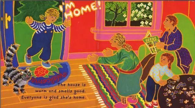 《菲菲生气了》绘本介绍  解析 试读 批发-第16张图片-58绘本网-专注儿童绘本批发销售。
