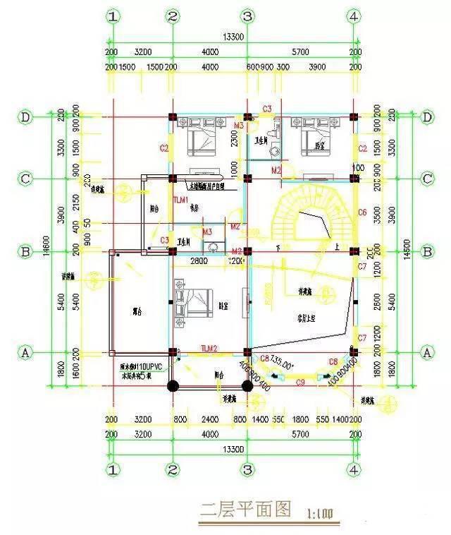 10套新农村自建房别墅设计图户型八   长宽:13.1t10.8米;   建筑面积:492平方米;   10套新农村自建房别墅设计图户型九   长宽:10.5t10.2米;   建筑面积:265平方米;   10套新农村自建房别墅设计图户型六   长宽:1
