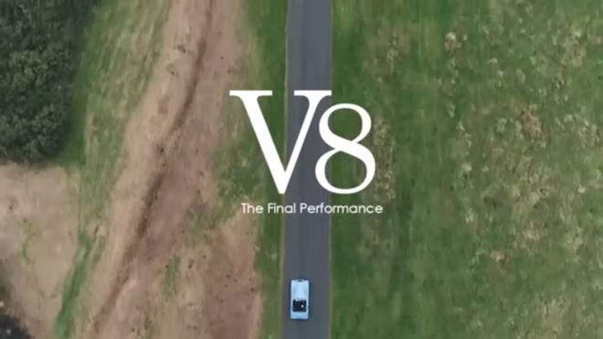 摩根宣布新的V8车型将于2019年推出