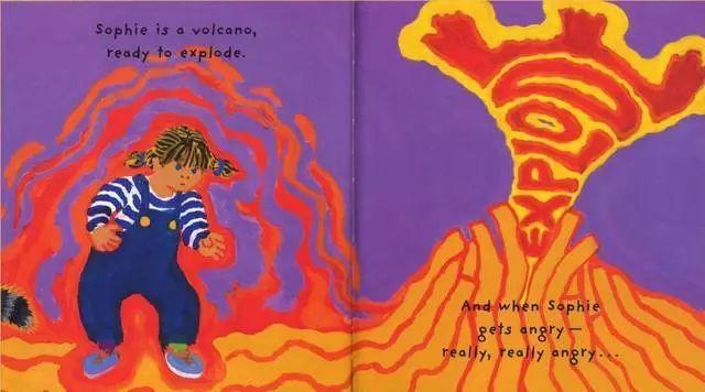 《菲菲生气了》绘本介绍  解析 试读 批发-第7张图片-58绘本网-专注儿童绘本批发销售。