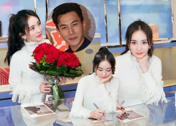 明星八卦,杨幂和刘恺威