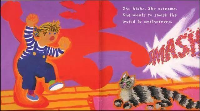 《菲菲生气了》绘本介绍  解析 试读 批发-第5张图片-58绘本网-专注儿童绘本批发销售。