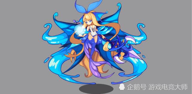 洛克王国 三大美女宠物精灵,你的老婆上榜了么 玩家 都是我的