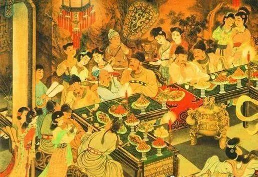 明代宫廷饮食分为哪两大系统?明朝皇帝吃饭又有哪些流程?_机构