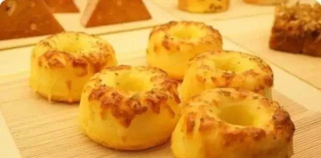 烘焙圈子 甜面包及分类和做法 简单制作,便可以轻松享受