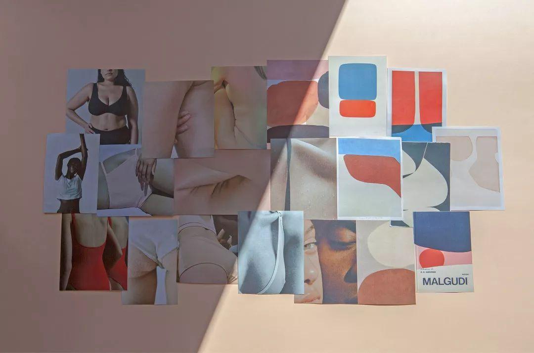 女性内衣包装设计