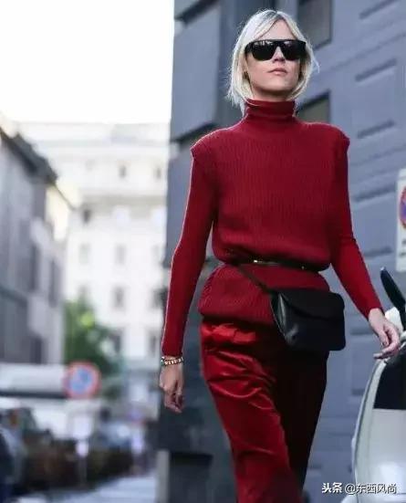 紅梨色到底是什麼顏色?如何搭配 形象穿搭 第7張