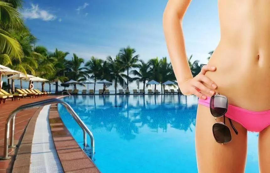 看看你属于游泳减肥的哪个级别