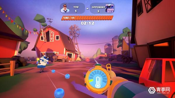 VR游戏《Slightly Heroes》推非VR版本,支持手机和VR对