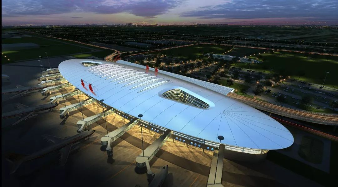 从一条航线到36个目的地——改革开放40年南通机场