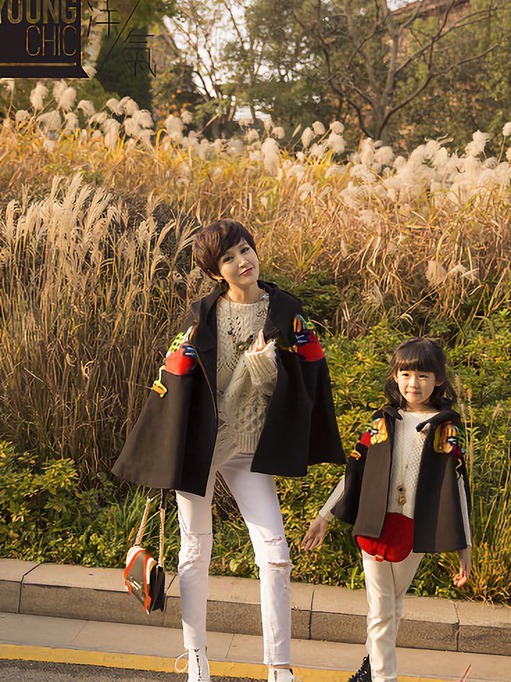 陸毅才是真的人生大贏家!鮑蕾+2個女兒都是天仙顏值,美炸了 形象穿搭 第11張