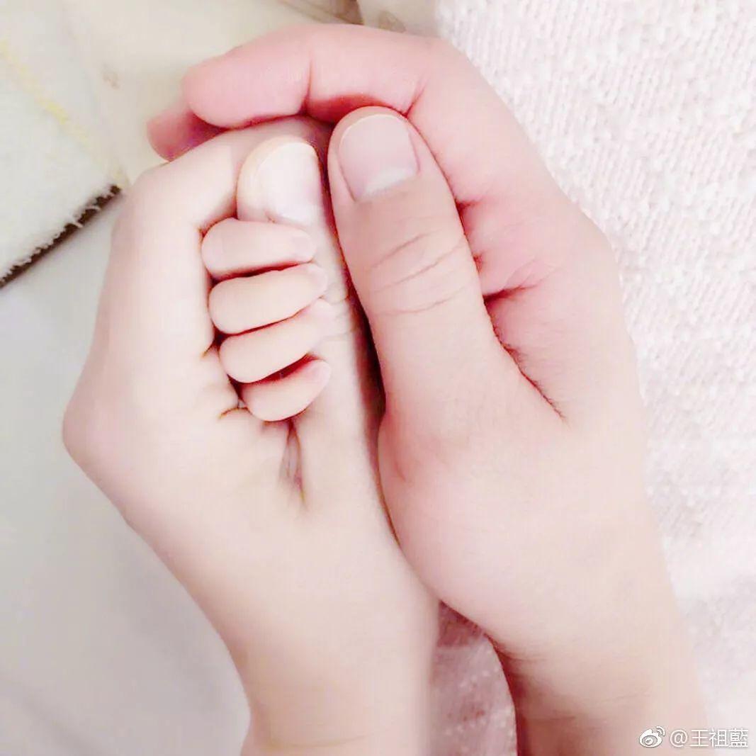 王祖蓝和李亚男的女儿诞生啦,然而评论区又被大家玩坏了