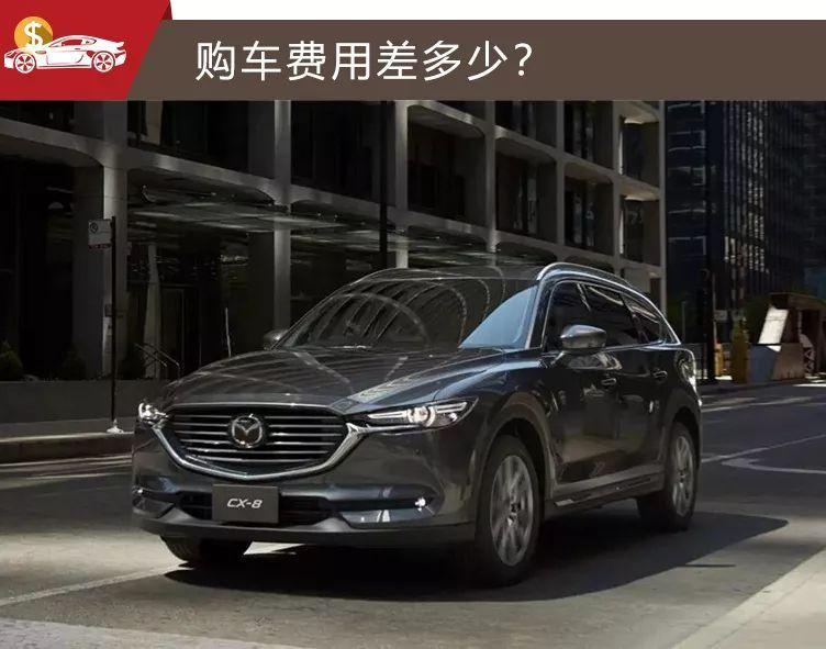 指导价相同,贷款买车多花1万,马自达CX