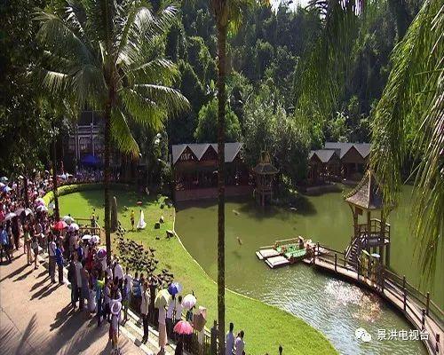 景洪gdp_西双版纳州各市县 景洪市人口面积和经济排第一,勐腊县经济最差