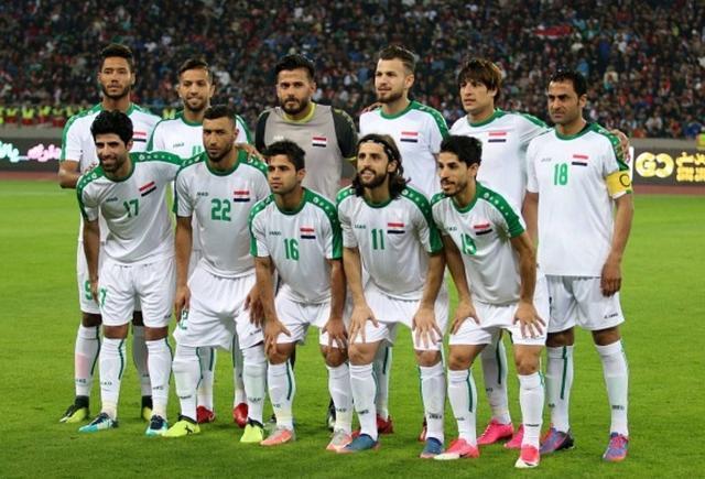 国足1-2输伊拉克!中国足球不仅现在踢不过,过去也打不过伊拉克