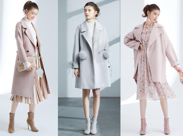 冬季穿搭要有儀式感,棉服+禮服裙!