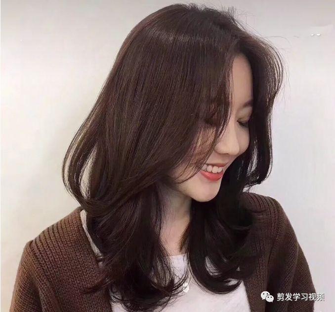 """2019,""""懒人烫""""正流行!_发型图片"""