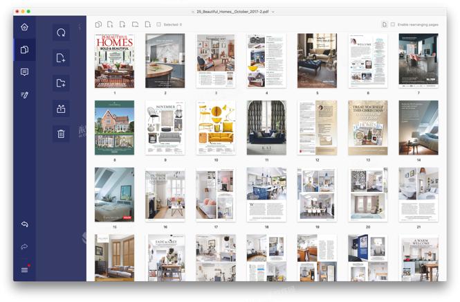 pdfelement express for mac(pdf编辑器)