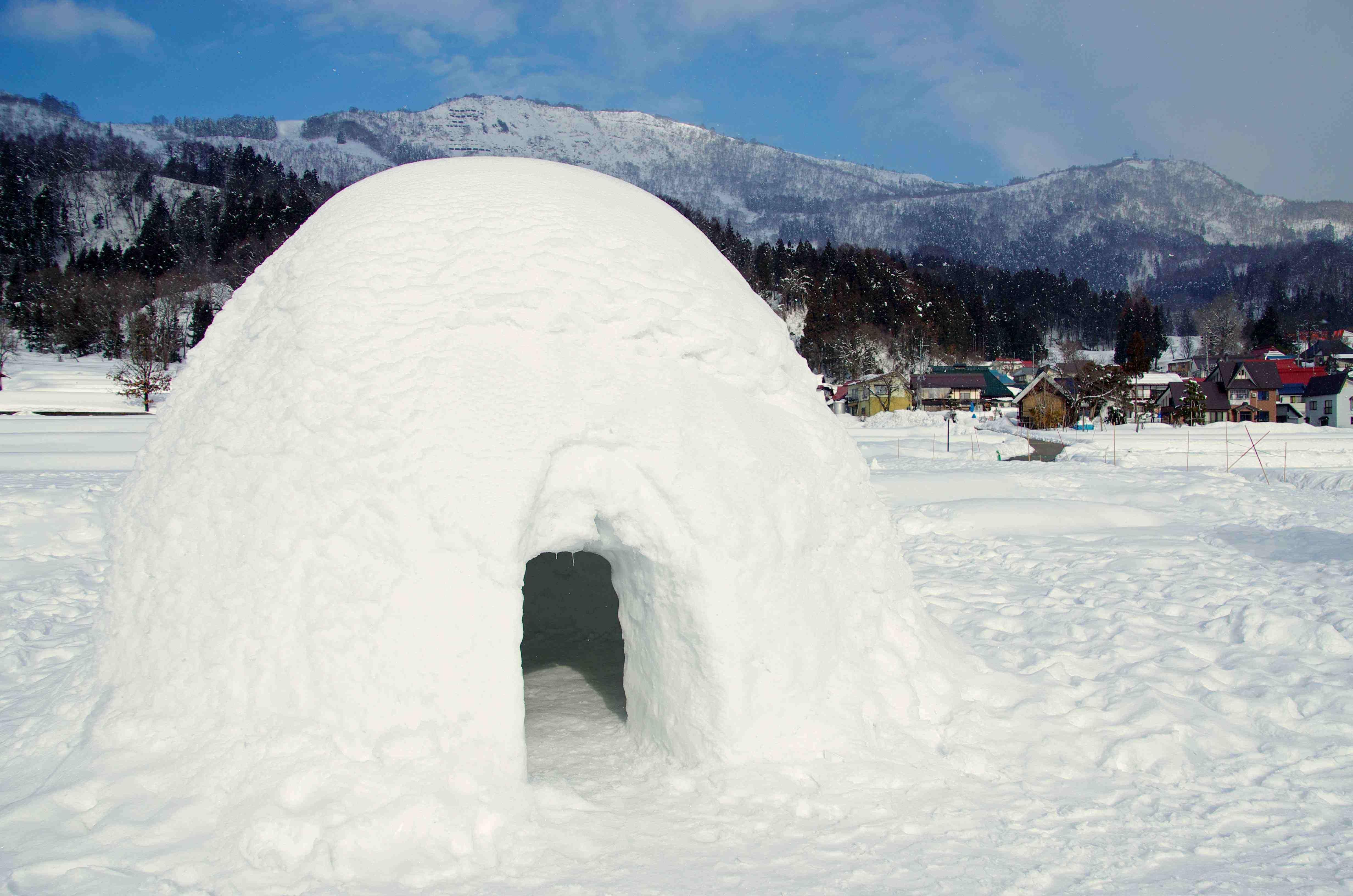 为什么爱斯基摩人住在冰屋,还不会觉得冷?图片