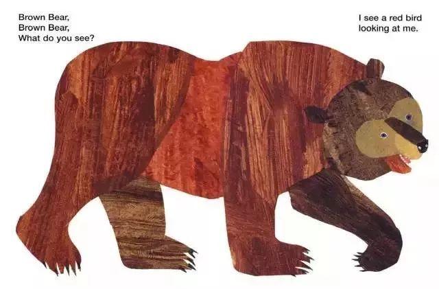 Brown Bear,Brown Bear,What do you see ? 棕熊,棕熊,你看到了什么?   英文绘本在线观看阅读 音频视频分享-第2张图片-58绘本网-专注儿童绘本批发销售。