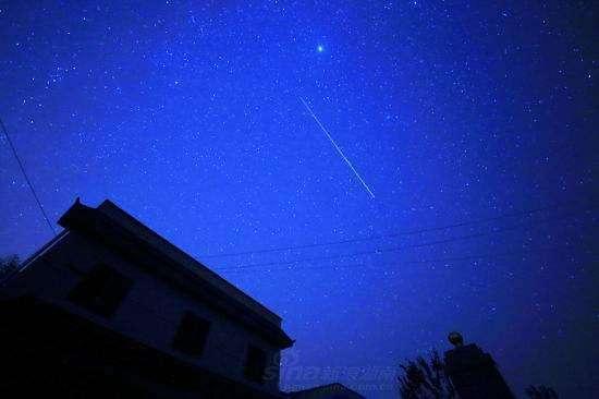 你知道该如何观赏象限仪座流星雨吗