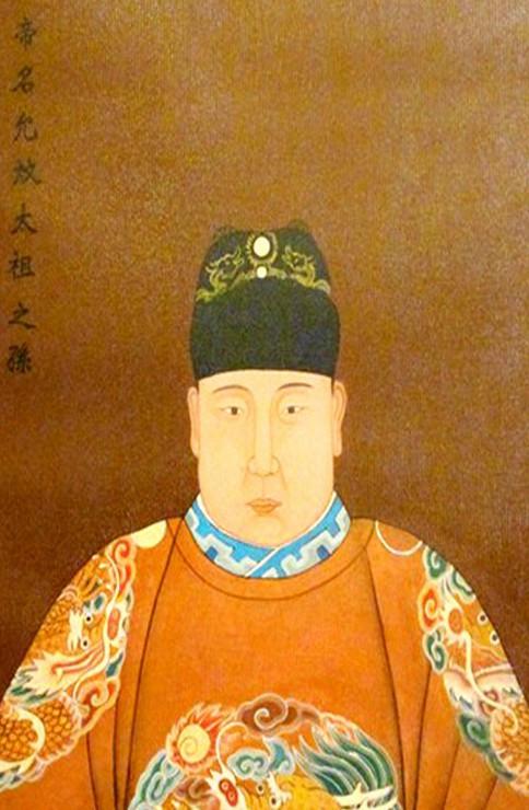 画师笔下明清两个朝代的皇帝中,你最喜欢哪一位