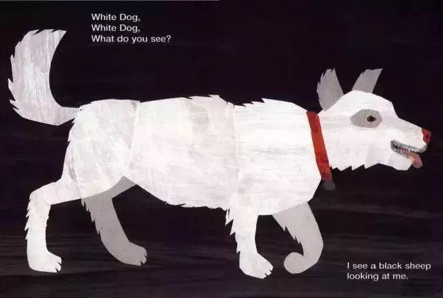 Brown Bear,Brown Bear,What do you see ? 棕熊,棕熊,你看到了什么?   英文绘本在线观看阅读 音频视频分享-第8张图片-58绘本网-专注儿童绘本批发销售。