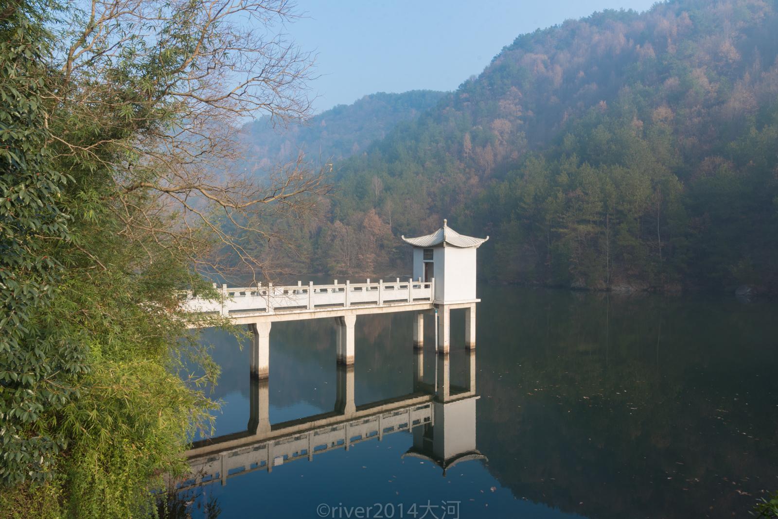 武汉共有3处5A景区,除了黄鹤楼和东湖,还有一处在这里