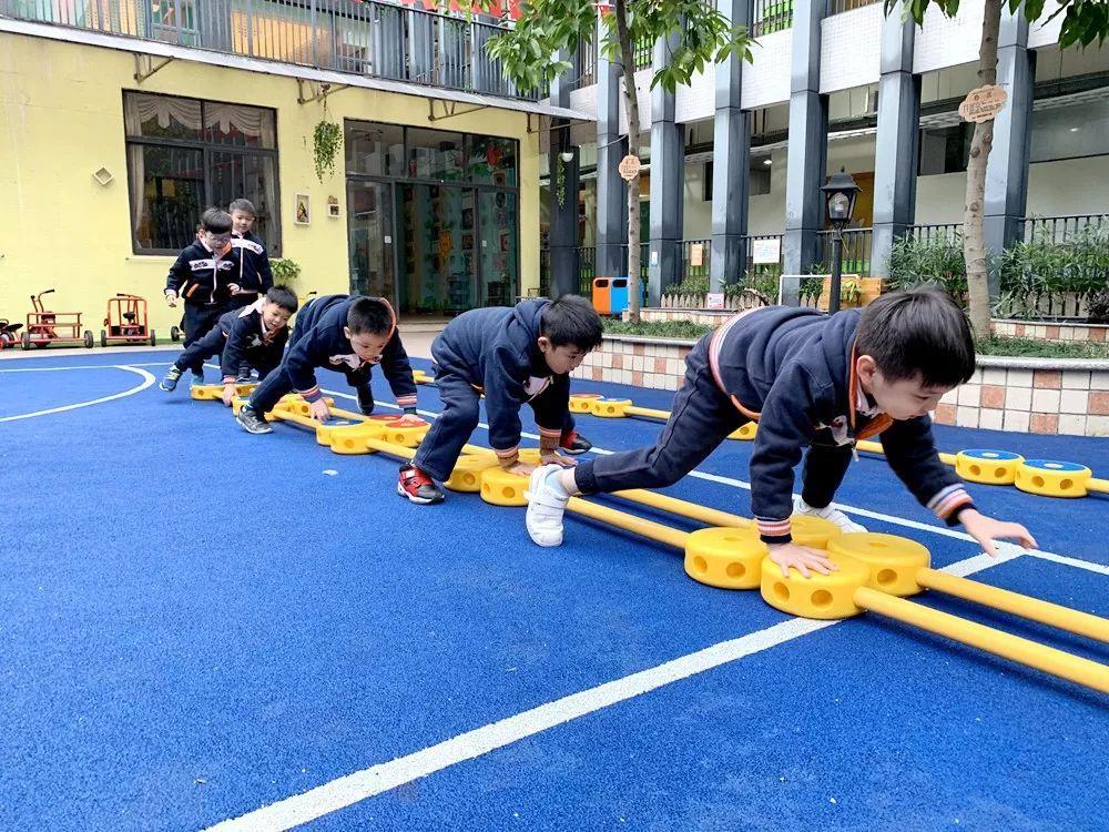 幼儿园大循环活动反思 户外体能大循环教案图片