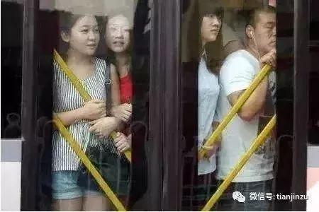 """天津公交车上那些不为人知的""""潜规则"""",你知道吗?"""