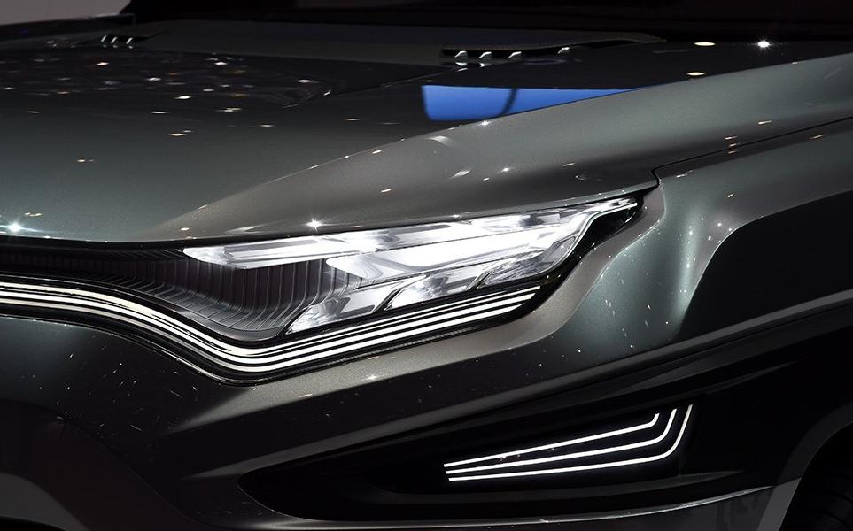 韩系车的颜值怎么看?全新SUV亮相网友吐槽:前脸像猪鼻子