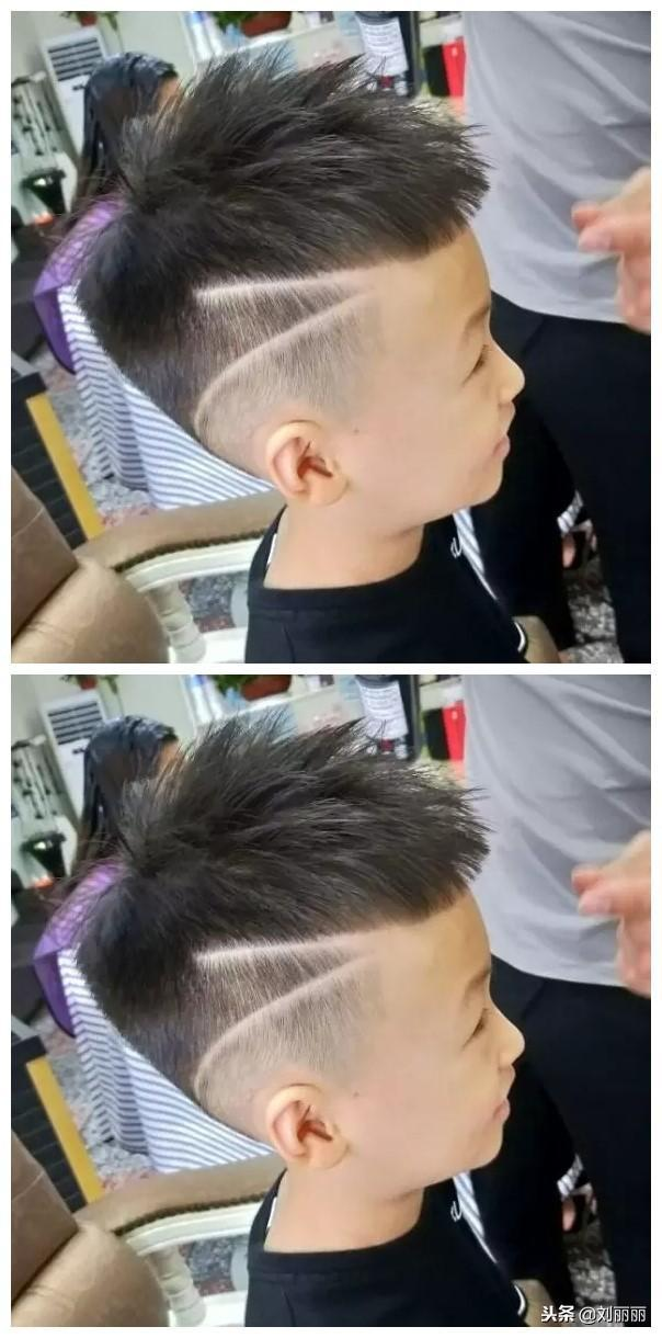 2019元旦精选8款小男孩发型,送给妈妈们,请收好