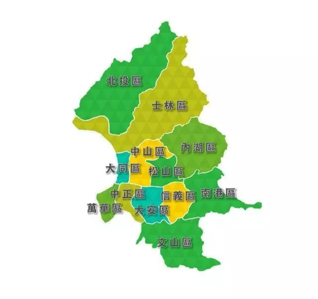 台北高雄gdp_台湾的省会城市台北,GDP总量5412亿,却是世界一线城市