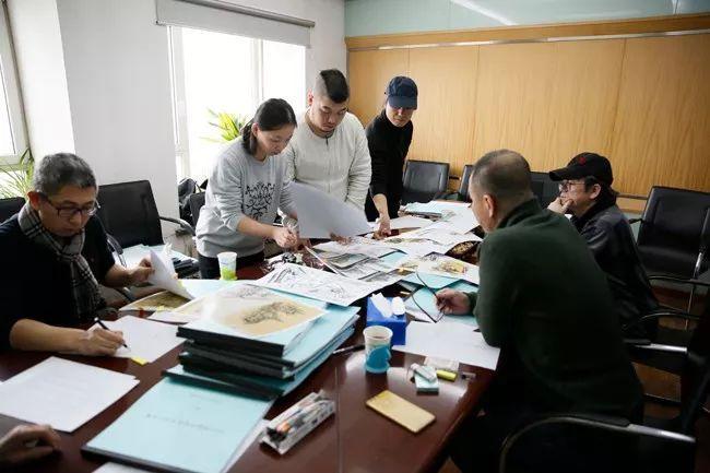 中国室内丨2018中国手绘艺术设计大赛评审工作圆满结束