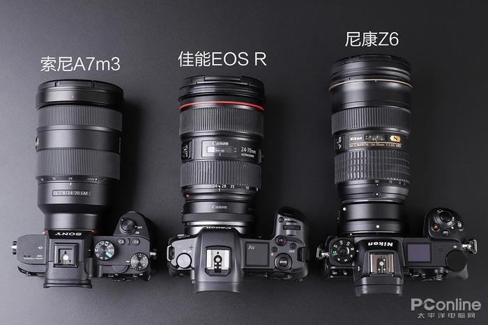 2018年全画幅微单相机横评:今年年终奖就买这台