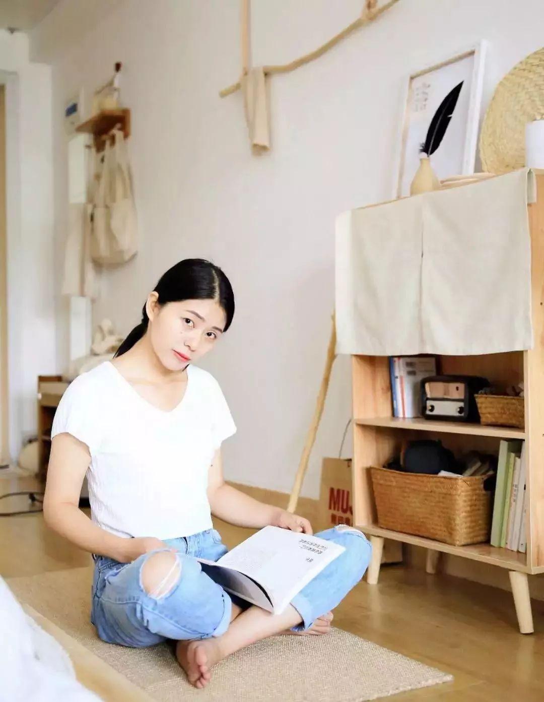 打造完美日式风格!90后姑娘仅用4w,将46�O的家装得想住一辈子