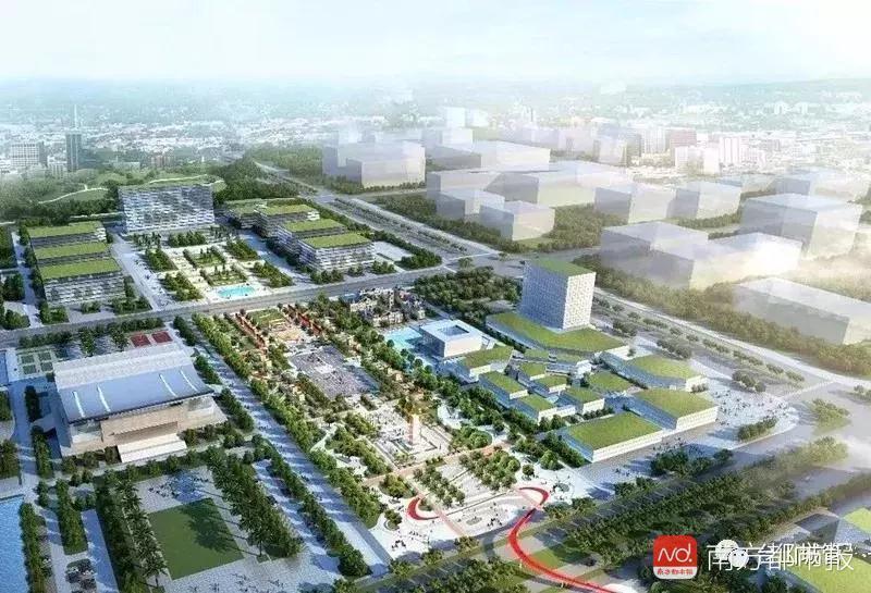 台山市南区规划图高清