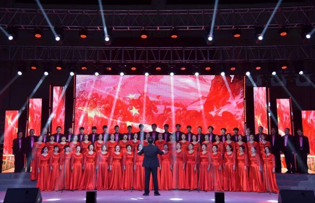 大合唱 《共筑中国梦》