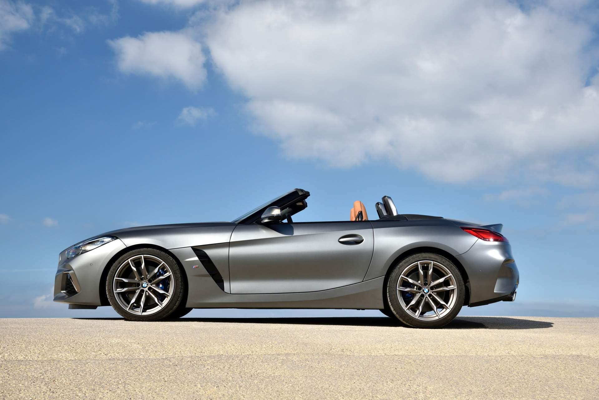 欧洲规格的BMW Z4 M40i欣赏