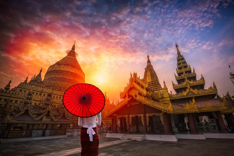 1千元人民币在缅甸能做些什幺?看完让人很意外
