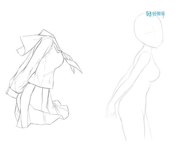 【动漫设计培训】动漫人物服装怎么画?漫画男生女生都有!