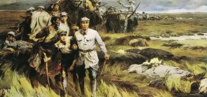 長征,軍事史上最不可思議的奇跡_戰斗