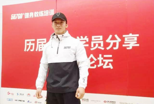 郑少忠是蝉联三届世锦赛的健体冠军
