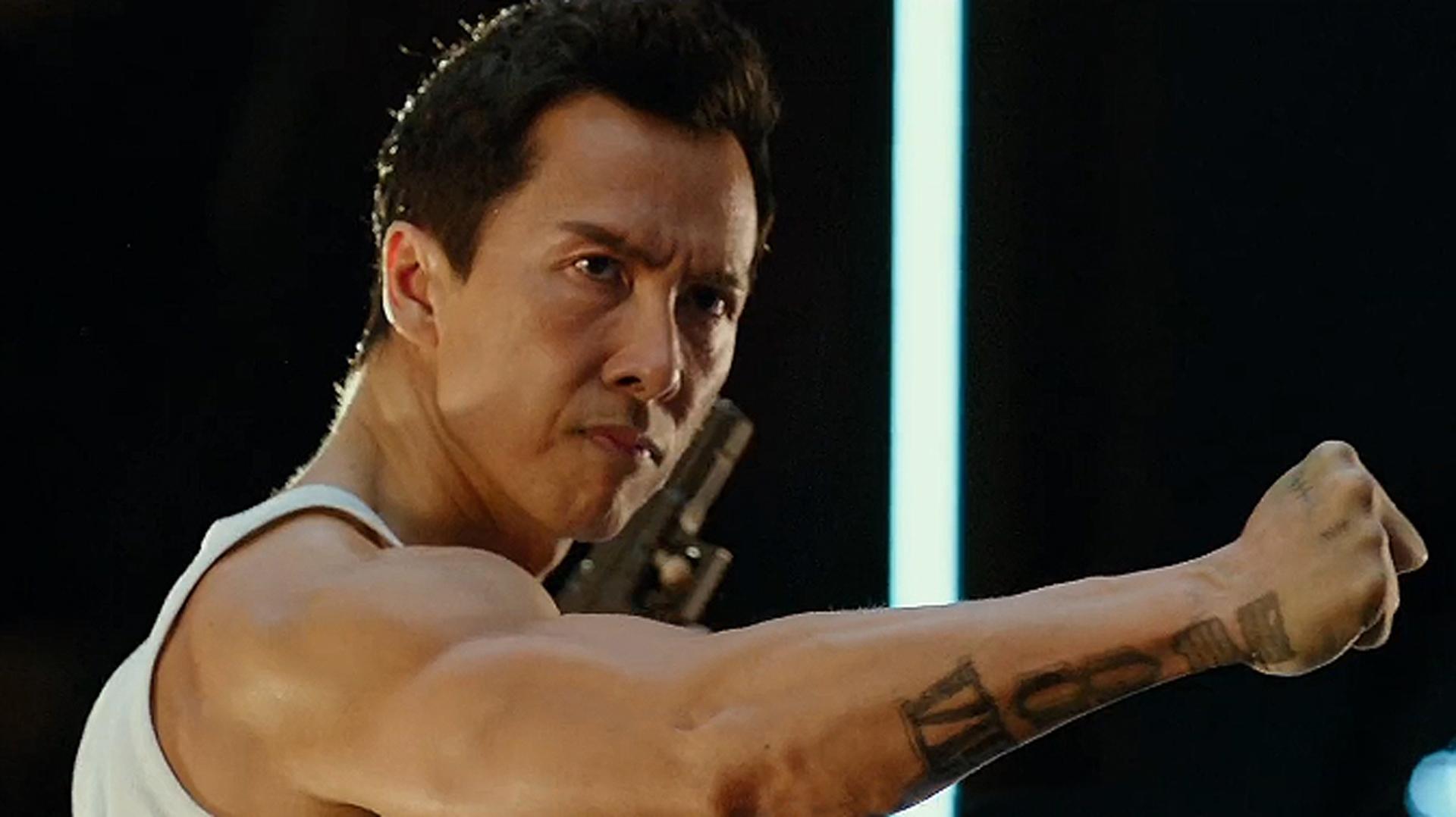 甄子丹5个经典硬汉角色:马军上榜,而叶问一角动作更是图片