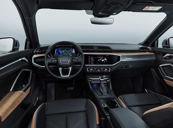 不为中国车主刻意加长但颜值相当高全新一代奥迪Q3明年中上市
