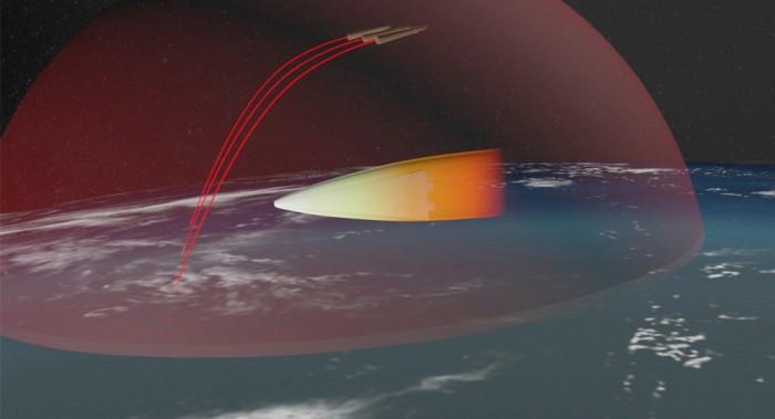 """俄罗斯成功发射""""防御无效""""的""""先锋""""号超音速洲际导弹"""